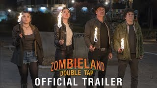 ZOMBIELAND: DOUBLE TAP - Official Treileris (HD)