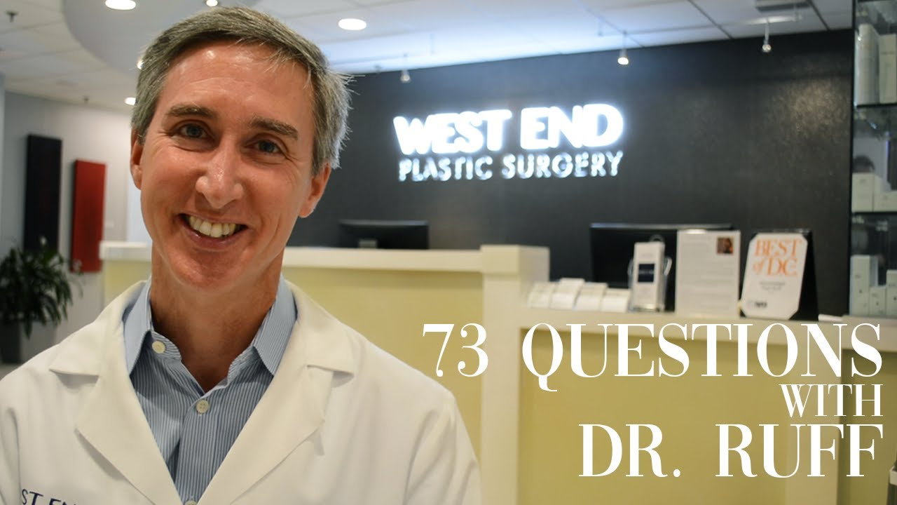 73 Questions with Dr. Paul G. Ruff IV  |  West End Plastic Surgery