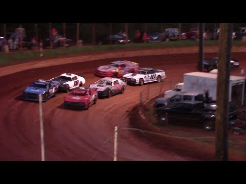 Winder Barrow Speedway Modified Street Feature Race 9/15/18