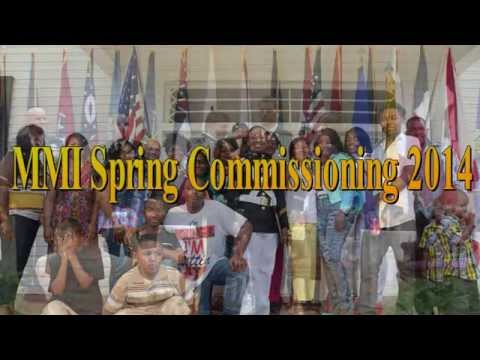 MMI Spring Commencement and Commissioning 2014