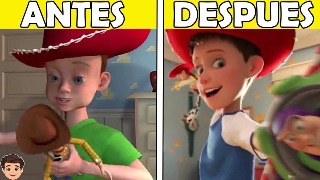 ¿QUE LE PASO A ANDY EN EL TRAILER DE TOY STORY 4?