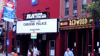CARAVAN PALACE - LIVE IN PHILADELPHIA  - June 2013
