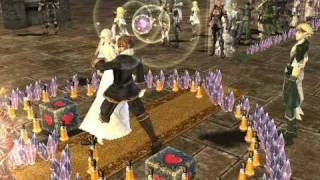 Lineage 2. Wedding (KvinT & driada) by KvinT