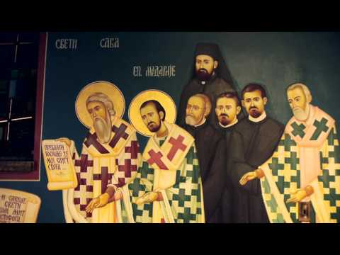 The Story of Saint  Sava