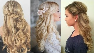 Beautiful hairstyle for Long Hair ★ Hairstyle video tutorial ★ Everyday hairstyles |Part-6