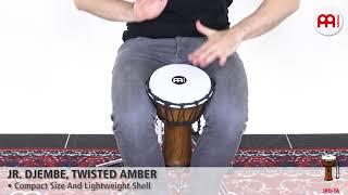 MEINL Percussion - MEINL Percussion - JR. DJEMBE, TWISTED AMBER - JRD-TA