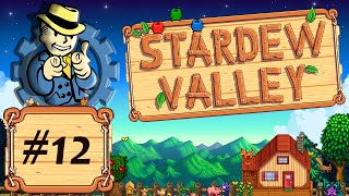 Stardew Valley 012 Готовимся строить курятник