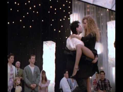 The Experts 1989  Dance Sequence, Travolta vs Preston