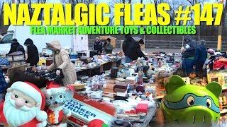 Flea Market Shopping Hunting Exploring Toys, Comic Books NF#147 Video