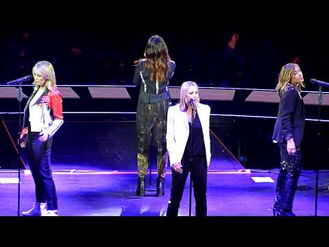 All Saints - Black Coffee - O2 Arena, London - June 2017