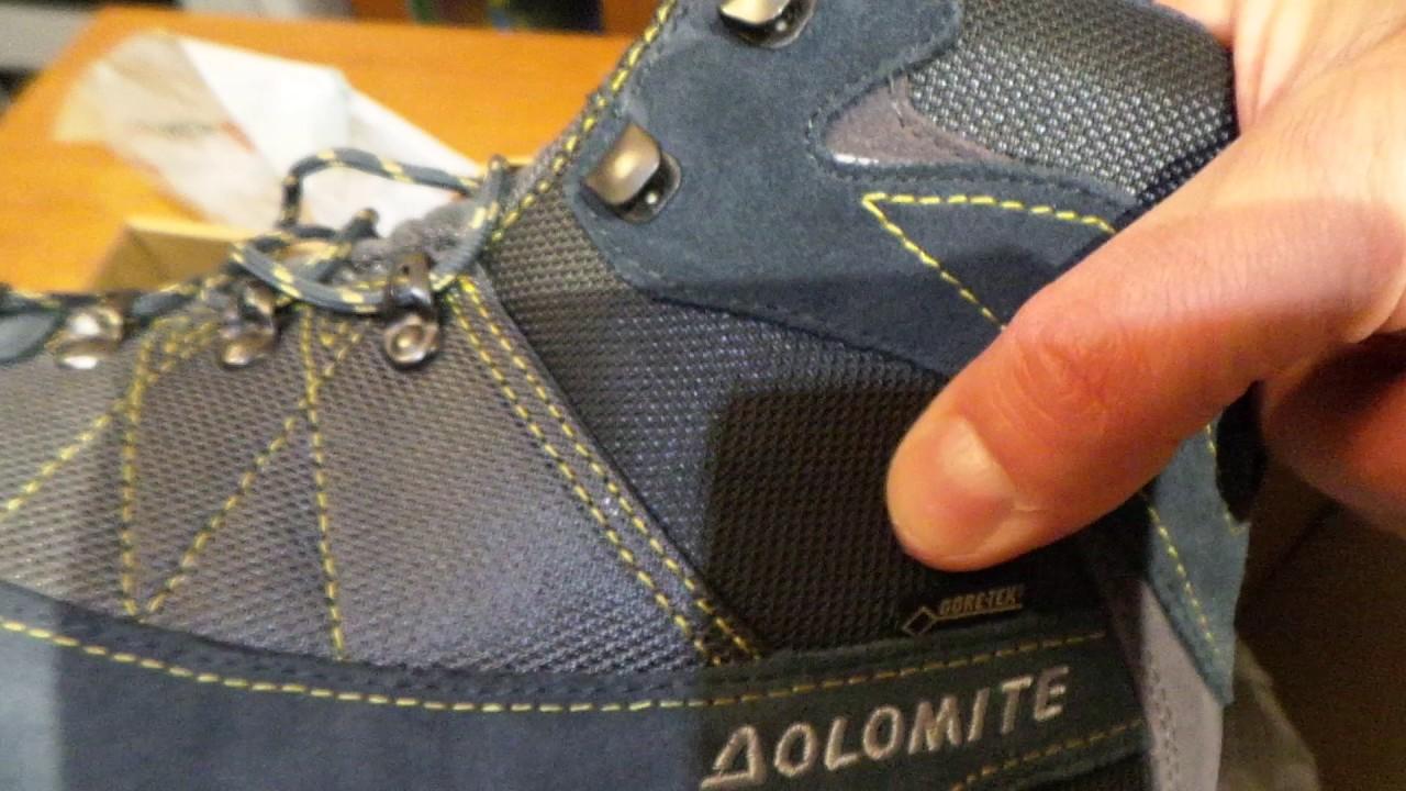 on sale 41a0a 6f008 Recensione Scarpa DOLOMITE da Trekking    DAVOS GTX    marco pesci