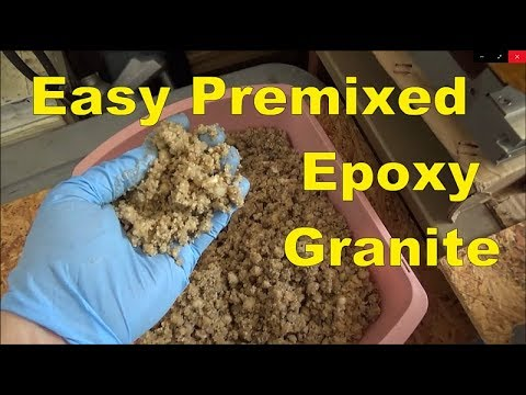 Granite Epoxy Base PM727MXL