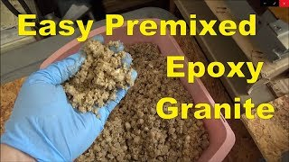 Granite Epoxy Base PM727MXL