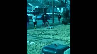 Wichita Kansas fight