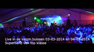 commercialbreak in de Valom Huissen op 03 03-2014 en 04-03-2014