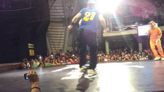 Neymar x Seán Red Bull Free Style 2011
