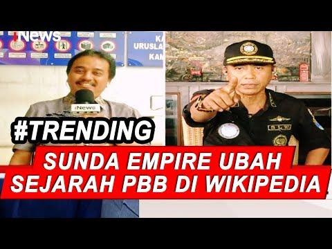 Pimpinan Sunda Empire Dilaporkan Ke Polisi, Rangga: Roy Suryo Kurang Sopan - INews Sore 24/01