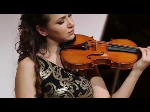 Bela Bartok - 6 Romanian Dances for Violin and Piano