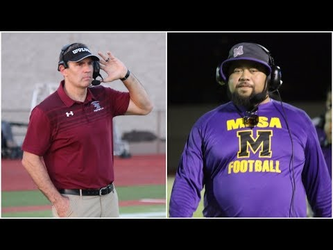 Kurt Warner and Deuce Lutui Face Off As High School Coaches