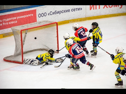 Кристалл в атаке! 17 декабря, игра с Маршал (Новосибирск)