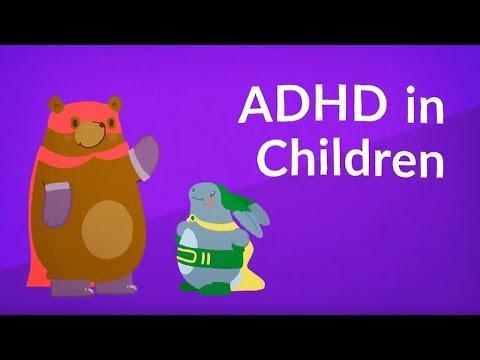 ADHD In Children (Attention-Deficit Hyperactivity Disorder)