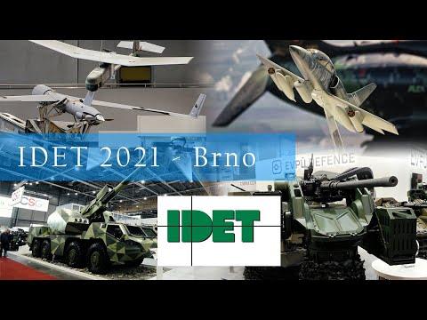 IDET 2021 - International Defence and Security Technologies Fair - Brno
