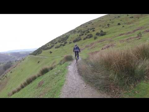 There's an Octopus in my Fridge - Long Mynd MTB