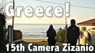 Greek Film Festival Vlog! Camera Zizanio