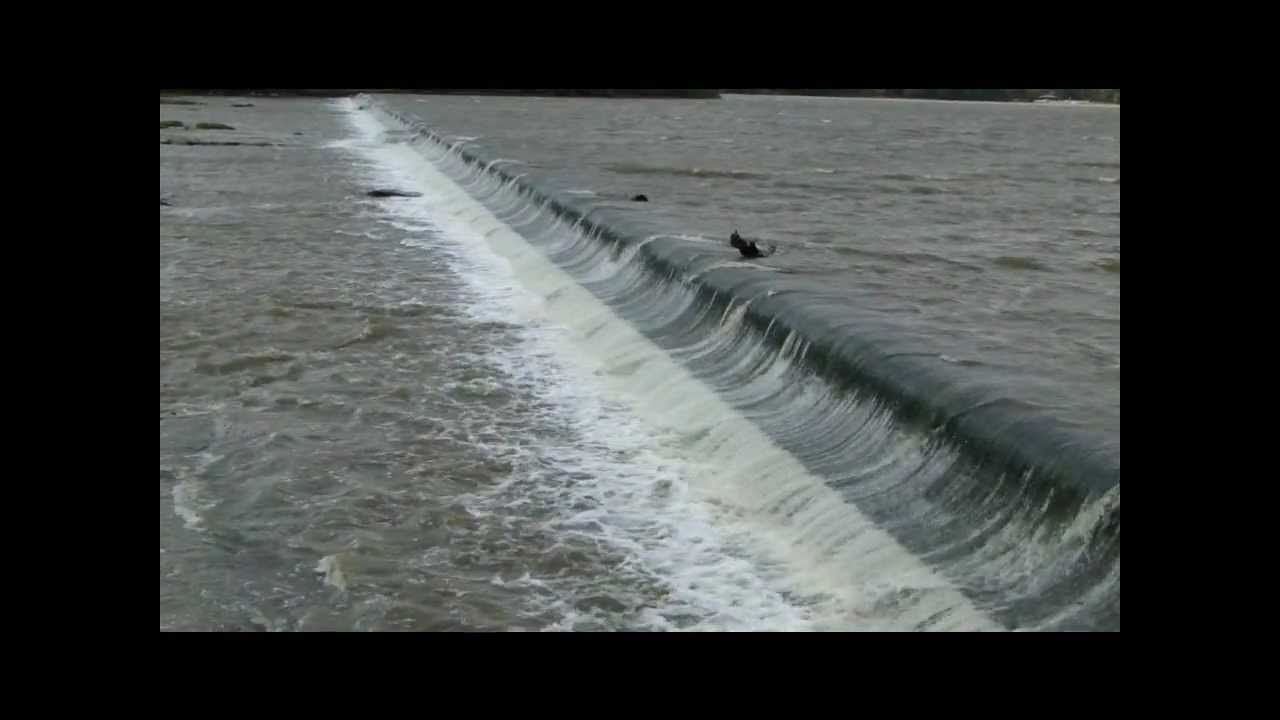 Ohio lucas county maumee - Providence Dam Maumee River Lucas County Ohio