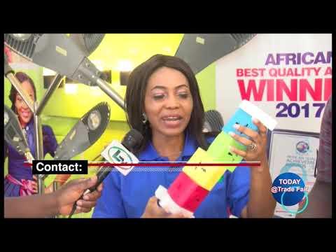 Lagos International Trade Fair: FIL Light