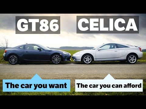 Awesome Affordable Cars: 1999-2006 Toyota Celica