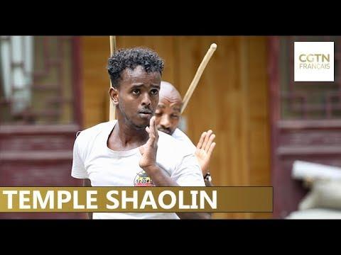 Le Temple Shaolin accueille son sixième groupe de stagiaires africains