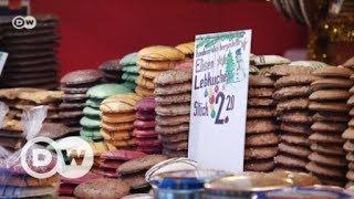 Weihnachtstradition: Lebkuchen aus Nürnberg | DW Deutsch