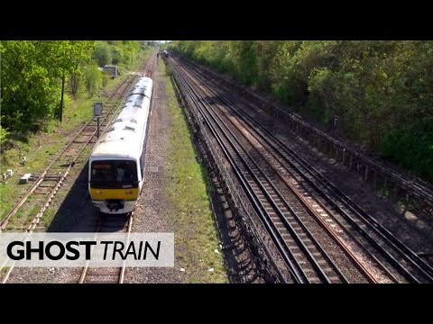 Paddington To West Ruislip Ghost Train