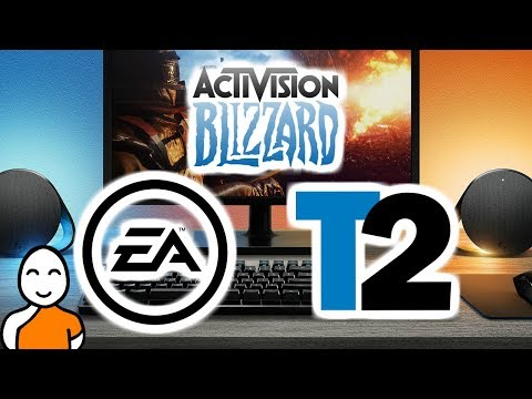 🎮Valuing Video Game Stocks ❗ EA Stock, Activision Blizzard Stock, Take Two Stock 🎮