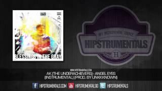 AK - Angel Eyes [Instrumental] (Prod. By UnKKKnown) + DOWNLOAD LINK