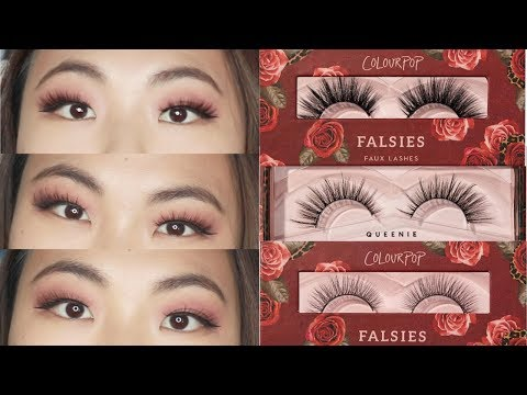 Minx Falsies Faux Lashes by Colourpop #9