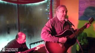 It Makes No Difference Now - Scott Rickenbacker and Denny Lloyd - At Caz Coffee, Buffalo, NY