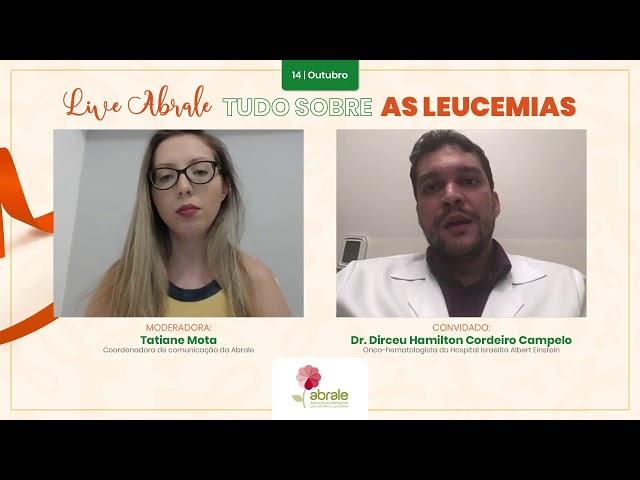 Live sobre Leucemias - 2º parte
