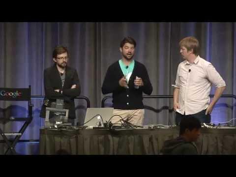 Google I/O 2014 - Material design in Google Play