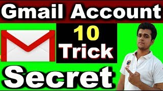 Gmail Top 10 Secret/Hidden Features/Trick/Setting, Very Useful Gmail Latest Option (Hindi)