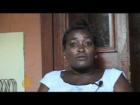 Sexual violence in Haiti 'increasing'