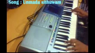 YAMAHA STYLE 4 SINHALA SONGS(LIVE with audio loops) 07