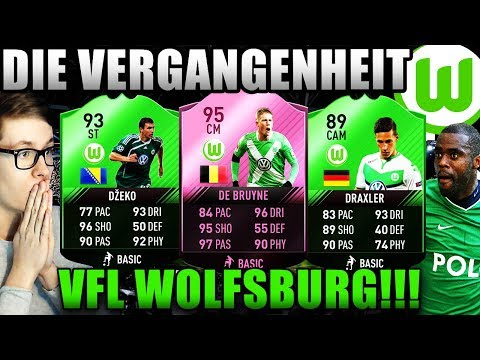 FIFA 17: Vfl Wolfsburg - DIE VERGANGENHEIT WAS für ein TEAM🔥⛔️ DEUTSCH - ULTIMATE TEAM - OMG