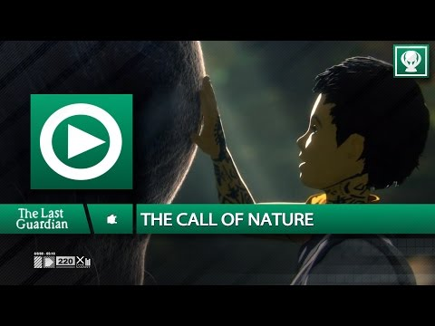 The Call of Nature Trophy - The Last Guardian / How to catch Trico in the act...