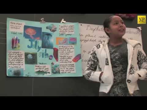 National Post Native Language Series: The Cayuga Language