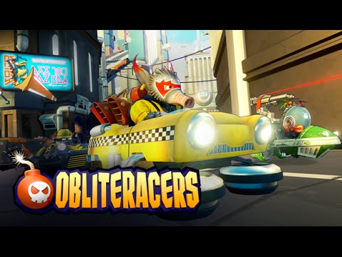 Obliteracers Steam Trailer