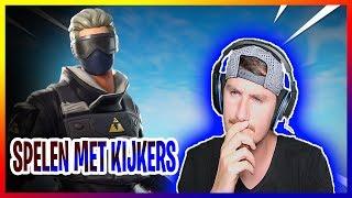 [LIVE] SPELEN MET KIJKERS - PS4 SPELER - Fortnite Battle royale - Nederlands / NL