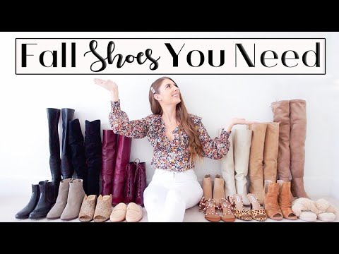 Must Have SHOES For FALL 2019! *you'll Love These*