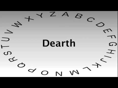 SAT Vocabulary Words And Definitions U2014 Dearth